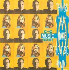 C+C MUSIC FACTORY Things That Make You Go Hmmm Vinyl 7 Inch Dutch Columbia 1991