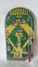 Handheld pinball baseball 2007 Schylling Free Ship