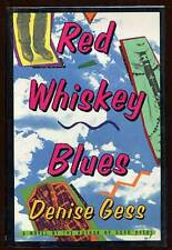 Denise GESS / Red Whiskey Blues First Edition 1989