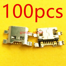 100 X New Micro USB Charging Sync Port For LG G3 MINI D722 D722J G2 Mini D621