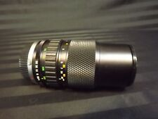 VTG Olympus Om-System Zuiko Auto-Zoom 75-150mm f/4 Camera Lens with Caps used