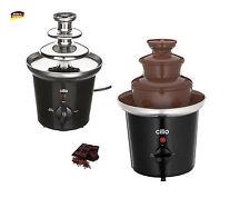 Cilio:Mini Brunnen Von schokolade elektro für metallbearbeitung e fondue