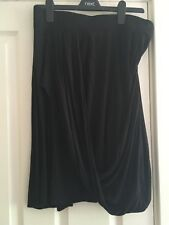 All Saints Black Skirt Size Small