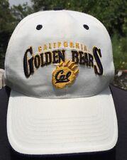 Vintage California Golden Bears Snapback ,Collegiate Lic. Product