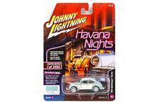 Johnny Lightning 1:64 Havana Nights 1965 Volkswagen Beetle Diecast Car JLCP7096