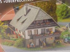 Tagelöhnerhaus - ländliches Wohnhaus- Faller HO 1:87 Bausatz 130539  #E