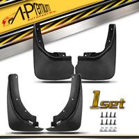 A-Premium 4x Splash Guards Mud Flaps for 13-18 Nissan Altima L33 Sedan 2.5L 3.5L