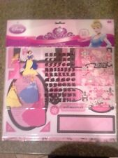 Disney Princess twist page kit 12x12 - EK SUccess - CInderella Belle Snow white