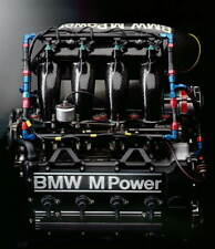 BMW M-Power M3 E30 M Motorsport Engine Large promo poster