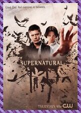 Cartolina Foto Supernatural