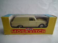 Moskvitch 433 A5 Novoexport Russian Made in USSR Moskvich 1 43 diecast Tantal