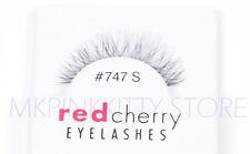 Red Cherry Lashes #747S False Eyelashes  Fake Eyelashes