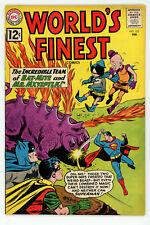 JERRY WEIST ESTATE: WORLD'S FINEST COMICS #123 (DC 1962) VF condition! NR!