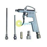 Air Compressor Duster Gun Compressed Air Blow Gun Tool 3 Heads, 2 connectors