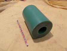 Green Nylon Tube Oilon Plastic Round Bushing Rod Stock Nyloil 4 X 1 34 X 6