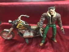 ToyBiz Marvel Legends Wolverine- Logan, Legendary Rider 2005 series 11