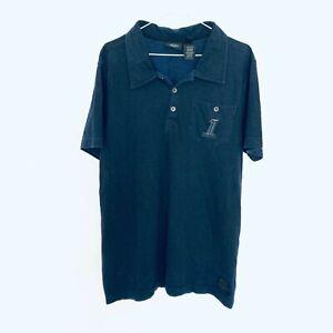 Harley Davidson Tshirt Dark Blue Size L
