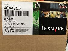 Lexmark T650 T652 T654 Genuine 220V Maintenance Kit 40X4765 Brand New