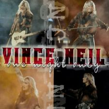 Vince Neil - Live at the Whisky - One Night Only - Vince Neil CD CTLN The Cheap