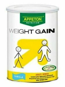 APPETON  Weight Gain Powder for Adults  450g Increase Body Weight
