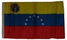 """12x18 12""""x18"""" Venezuela 7 Star Sleeve Flag Garden"""