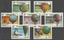 Timbres Ballons Kampuchéa 393/9 o lot 15311