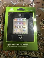 Griffin GB04202 Adidas MiCoach Sport Armband for iPhone 4/4S - Fit Any MP3