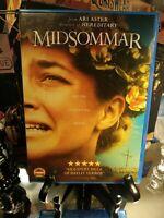MIDSOMMAR (DVD) 2019 - Ari Aster Thriller - Cult Festival from Hell - Blue Case!