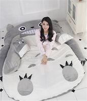 Tonari no Totoro Soft Plush Pearl Cotton Stuffed Sleeping Bed Sofa Gift