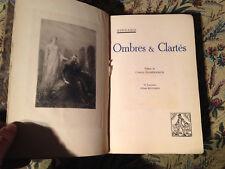KERMARIO OMBRES ET LUMIERES EAUX FORTES BOUCHERY  1922