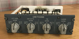 AIRBUS A320 SWITCHING CONTROL COCKPIT CONTROL PANEL-AVIATION-MAN CAVE