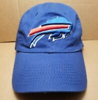 Vintage Buffalo Bills Logo Adjustable Football Cap Hat NFL pro Line Fanatic