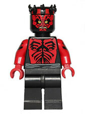 NEW LEGO Darth Maul FROM SET 5000062 STAR WARS EPISODE 1 (SW0384)