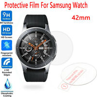 Screen Protector Tempered Glass Smart Watch 3D Curved Edge For Samsung Galaxy