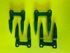 4 John Deere Original Equipment H145791 Knife Guard for 200/900 series platforms