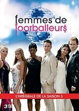22464//FEMMES DE FOOTBALLEURS SAISON 3 COFFRET 3 DVD NEUF SOUS BLISTER