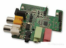 WOLFSON MICROELECTRONICS - WOLFSON AUDIO CARD - AUDIO CARD, FOR USE WITH RASPBER