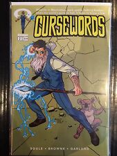 Curse Words #2 Image Tribute Variant NM- 1st Print Free UK P&P Image Comics