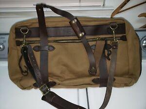 New Filson Pullman x large travel bag