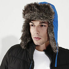 Fur Ushanka Hats for Men