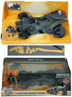 BEN AFFLECK Signed Batman Justice League Diecast 1:24 Scale Batmobile - BAS