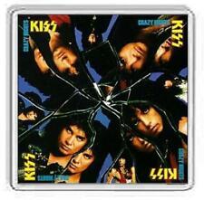 Kiss Album Cover Fridge Magnet. 20 Album Options.