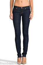 J Brand JBrand The Pencil Leg Jeans color Pure slightly distressed ripped 24