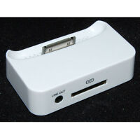 Charger Charging Sync Stand Dock Cradle Cable for Apple iPhone 3GS 3G 2G   GBM