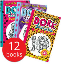 Dork Diaries Book Set Collection - 12 Books