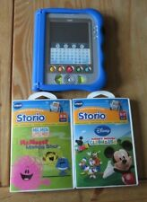 Vtech Storio With 3 Cartridges