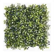 Siepe sintetica a mattonella mat Bosso PER giardino prato ingresso cm 60x40