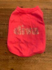 New listing Dog Diva Shirt Size S/M