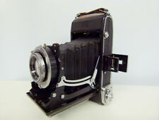 Zeiss  IKonta 521/2 1938-52 6x9  Camera PRE. WAR version Novar 11cm Lens NICE!