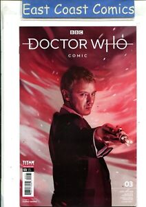 DOCTOR WHO MISSY #3 COVER C CARANFA - TITAN